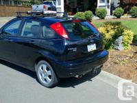 Make Ford Model Focus Year 2005 Colour Black kms