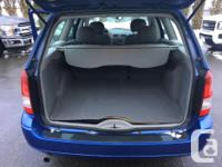 Make Ford Model Focus Year 2005 Colour BLUE kms 130000