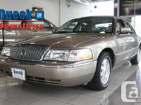 2005 FORD GRAND MARQUIS  Only 54000 gentle kms!