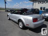 Make Ford Model Mustang Year 2005 Colour Silver kms