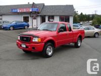 Make. Ford. Version. Ranger. Year. 2005. Colour. Red.