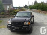 Make Ford Model Ranger Year 2005 Colour black kms