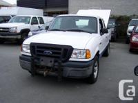 Make Ford Model Ranger Year 2005 Colour White kms