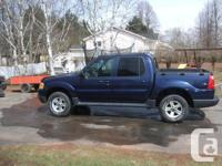 i have a 2005 ford sportrac xlt 4x4 in excellent