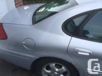 Make Ford Model Taurus Year 2005 Colour Silver kms