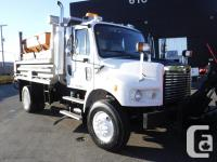 Make Freightliner Year 2005 Colour White Trans