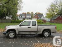 Make GMC Model Canyon Year 2005 Colour Beige kms