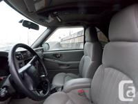 This 2005 GMC Jimmy SLS comes with alloy wheels, roof
