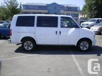 Make GMC Model Safari Passenger Year 2005 Colour White