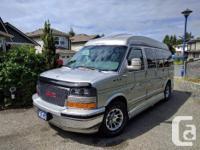 2005 GMC conversion travel van. 5.3 vortec V8. All