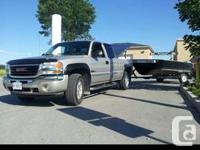 I have a 2005 GMC sierra 1500 Nevada z71 for sale. It