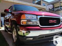 i have a 2005 GMC Yukon SLT 5.3 V8 KMS 104XXX 7 Seater