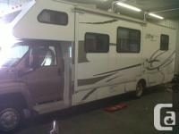 2005 Gulfstream Ultra Super C Motorhome 32ft.