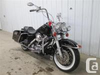 NEED TO SELL!!! 2005 Harley Davidson Road King FLHR