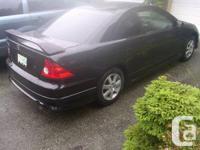 2005 Honda Civic Reverb, Special Edition, No Accidents,