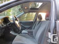 Make Honda Model Civic Si Year 2005 Colour Grey kms