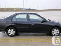 Make Honda Model Civic Year 2005 Colour Black kms
