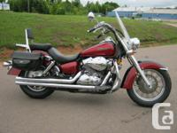 2005 Honda Shadow 750 Aero Nice Clean/Loaded Up Shadow