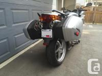 2005 Honda VFR800 ABS in excellent condition with 31xxx