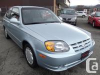 Make Hyundai Model Accent Year 2005 Colour Blue kms