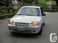 Make Hyundai Model Accent Year 2005 Colour Silver kms