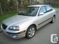 Make Hyundai Model Elantra Year 2005 Colour GREY kms