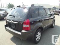 Make Hyundai Model Tucson Year 2005 Colour Ebony Black