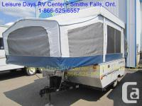 This 2005 Jayco 806 tent trailer is in very good