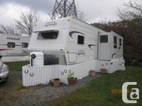 2005 28 ft Jayco Travel Trailer.  One slide out.