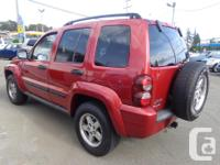 Make Jeep Colour Red Trans Automatic kms 211000 2005