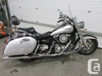 2005 KAWASAKI VULCAN 1600 NOMAD - ONLY $5,999 PLUS TAX