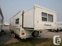 2005 KEYSTONE RV OUTBACK TT 26RS BUNK HOUSE TRAVEL