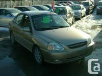 Make Kia Model Rio Year 2005 Colour Biege kms 144000