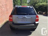 Make Kia Model Sorento Year 2005 Colour Grey kms