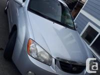 Make Kia Year 2005 Colour Silver Trans Manual kms