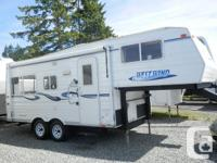 Begin your RV journey in style with this 'as new'