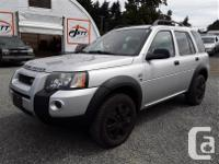 Make Land Rover Model Freelander Year 2005 Colour