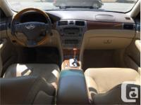 Make Lexus Model ES 330 Year 2005 Colour Blue kms