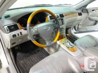Make Lexus Model ES 330 Year 2005 Colour SILVER kms