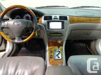 Make Lexus Year 2005 Colour SILVER Trans Automatic kms