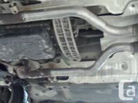 2005 Lexus IS250 Catalytic Converter Exhaust Y