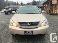 Make Lexus Model RX 330 Year 2005 Colour Gold kms
