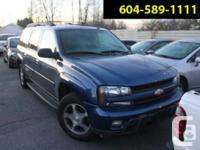 ----------------. 2005 Chevy TrailBlazer reduced kms--