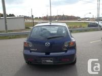 Make Mazda Model MAZDA3 Year 2005 Colour BLUE Trans