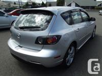 Make Mazda Model 3 Year 2005 Colour Sunlight Silver