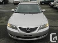 2005 Mazda 6.Automatique.Completement Equipe. Interieur