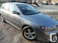 2005 Mazda Mazda 3 Automatic FULLY LOADED with only