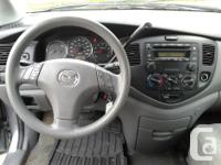 Make Mazda Model MPV Year 2005 Colour Grey kms 200000