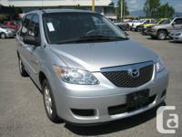 Year: 2005  Make: Mazda  Model: MPV  Trim: LX-SV