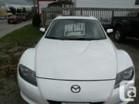 Timmins, ON. 2005 Mazda RX-8. This fun to drive, one of